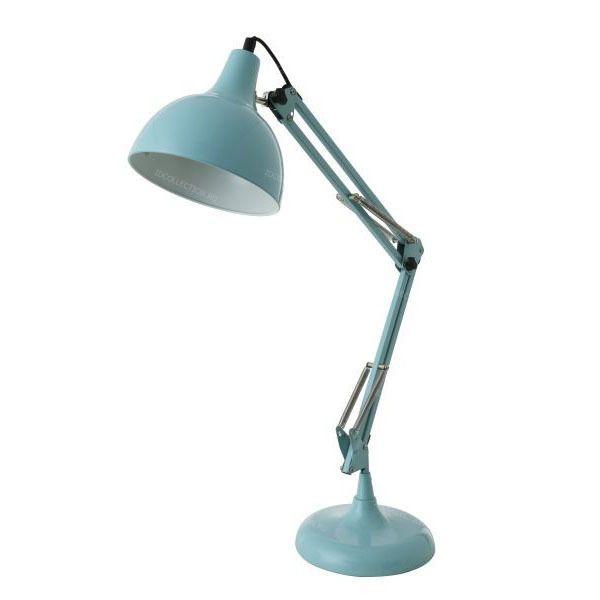 Настольная лампа Hobby бирюзовая Vanlight 1811280. (Vanlight)   5 266 р. салон IDC Collection