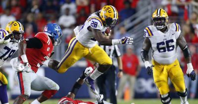 LSU stays ranked in the AP Top 25 after big win over Ole Miss