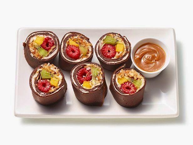 CREPiNi: 5 Delicious Dessert- Style-Sushi Crepe Recipes