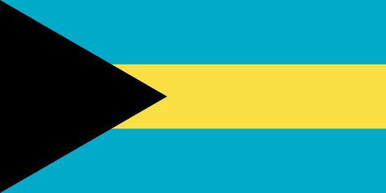Bandera de Bahamas PaísBahamasCapitalNassauPoblación351.461 (2010)Área total13.878 km2Declarada10. 7. 1973Punto más altoMount Alvernia on Cat Island (63 m)PIB$ 31.324 (FMI, 2012)Monedadólar bahameño (BSD)CodiceBS (BHS)Prefijo telefónico+1 242Dominio Internet.bs