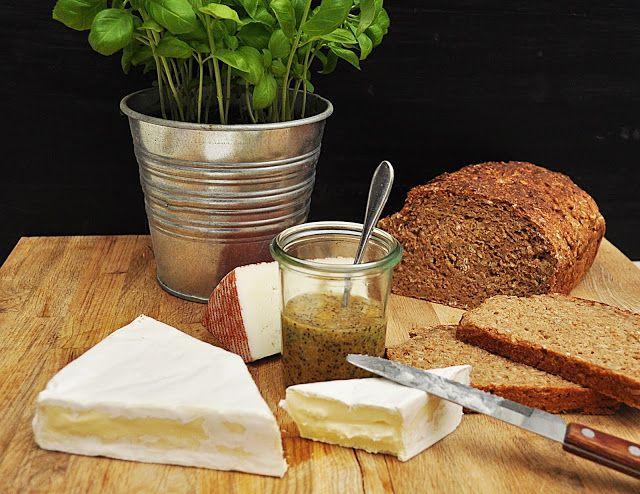 DIY selbstgemachter Honig-Mohn-Senf, Senf selbermachen. Super lecker und ganz einfach Rezept und Anleitung auf www.SmillasWohngefuehl.blogspot.com