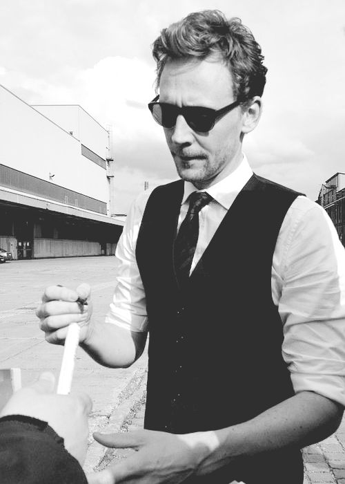 """This board is turning into """"Tom Hiddleston in a Waistcoat."""".. but really? bad thing? don't think so."""