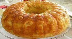 Yufkalı Bademli İç Pilav Tarifi - Resimli Kolay Yemek Tarifleri