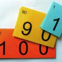 Cartes de décomposition des nombres