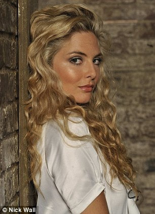 "Tamsin Egerton as Chelsea in ""St Trinian's 2"""