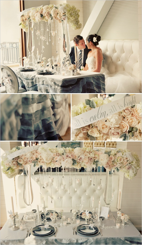 #Winter Wedding Ideas