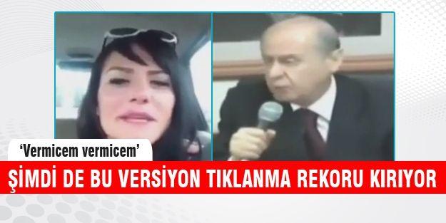 'Vermicem vermicem' Bahçeli'ye uyarlanırsa... http://www.haberinadresi.com/