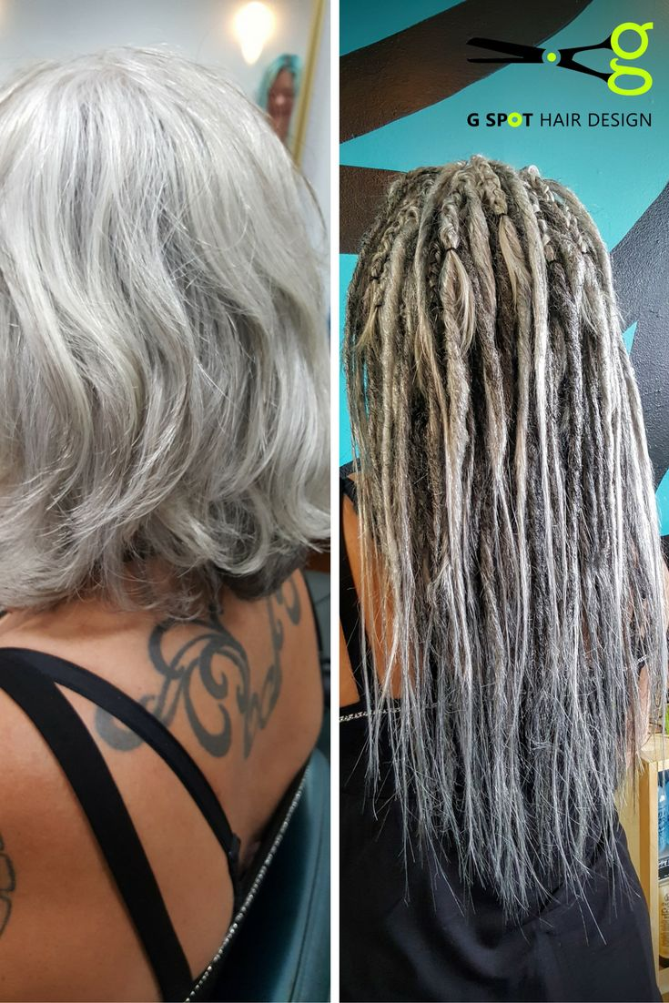 63 best Synthetic Temporary Dreads by G Spot Hair Design images on ...