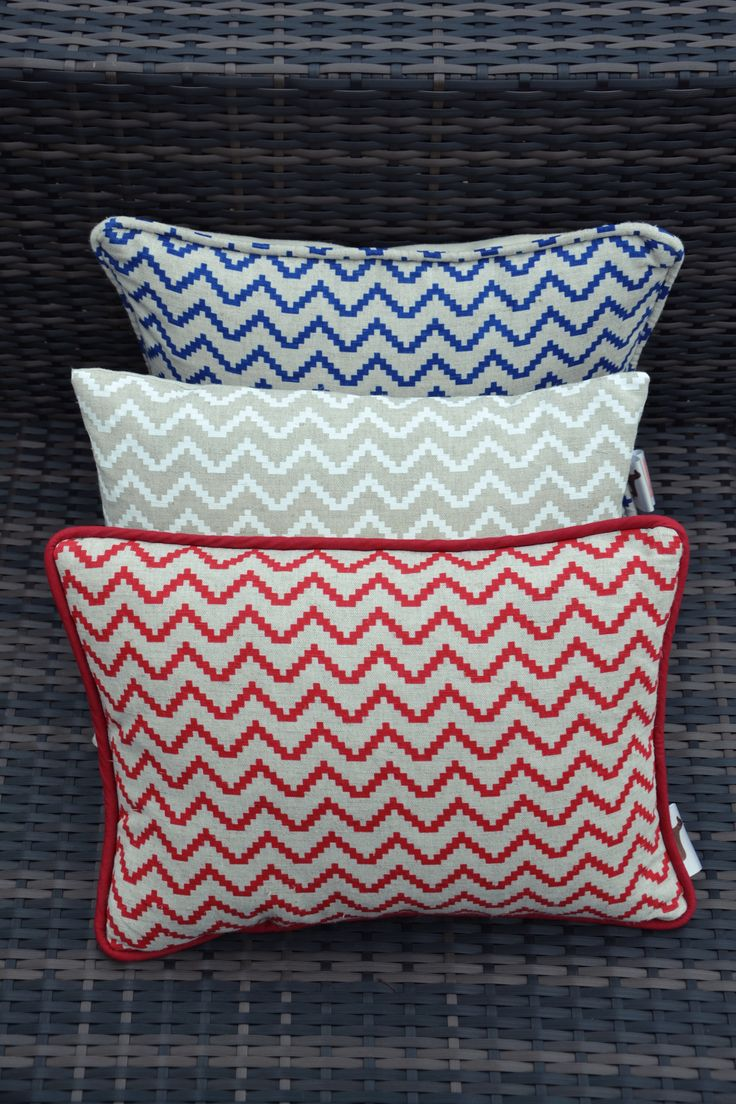 Zig-Zag Cushion Covers