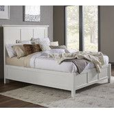 Found it at Wayfair - Allenville Panel Bed