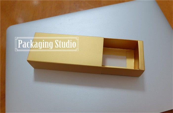 Золото ящика ящика для косметической бутылки подарок ремесло Marcaron торт упаковка бумажные коробки 10 * 4.9 * 2.9 см бесплатная доставка купить на AliExpress