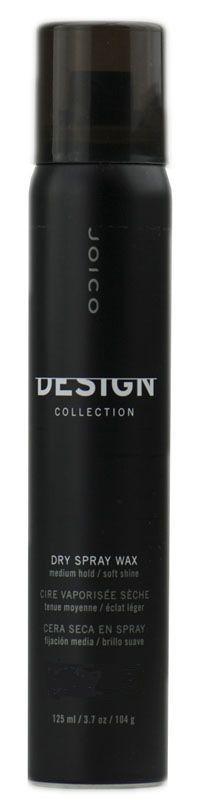 Joico Design Collection Dry Spray Wax 3.7 oz / 125 ml medium hold and soft shine #Joico