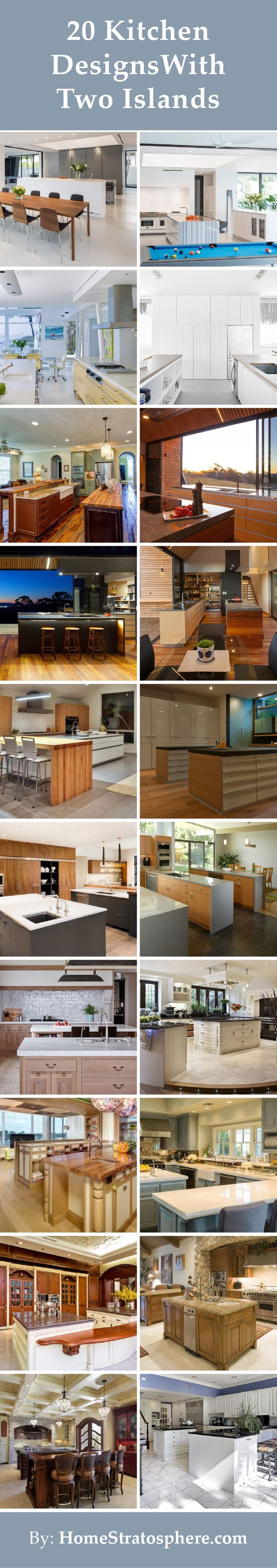 229 best Kitchen Island Ideas images on Pinterest