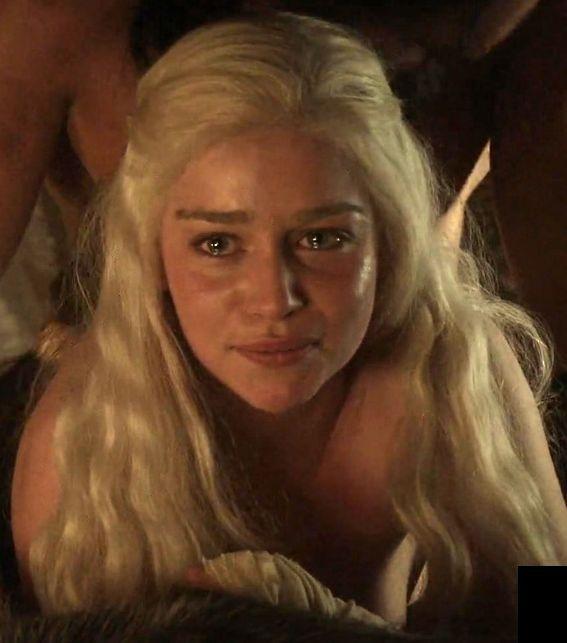 daenerys sex scene