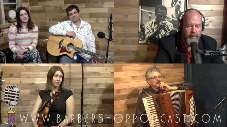Barbarshop Podcast The Acoustics