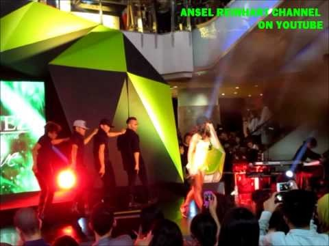 AGNEZ MO - WALK - Reve Launching at Grand Indonesia