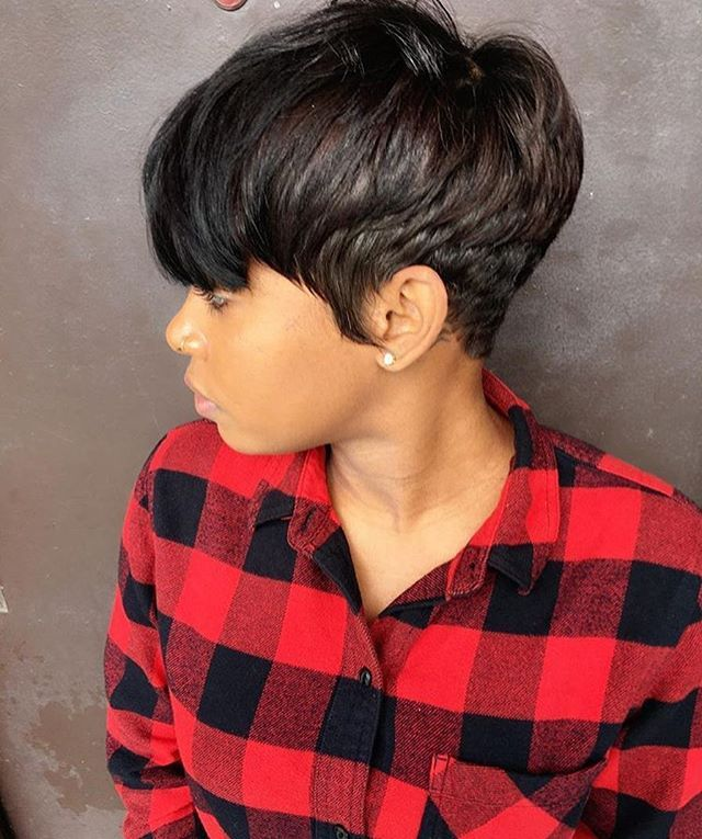 Nice Hairstyles nice hairstyles for black ladies Super Dope Cut Via Artistry4gg Thecutlife Nycstylist Lastylist Nice Hairstylesshort