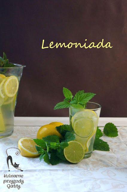 Kulinarne przygody Gatity: Najprostsza lemoniada