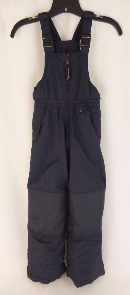 Performance Outwear Snow Suit Kids Size 6 Navy One Piece Insulated Coveralls  #PerformanceOutwear