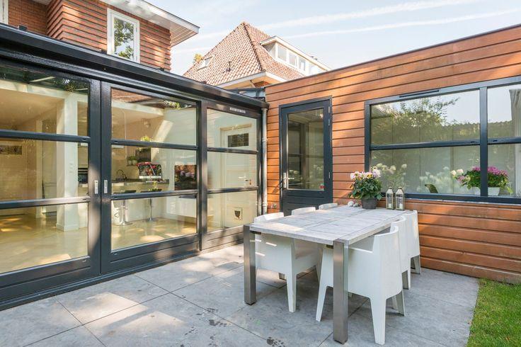 Jaren30woningen.nl | Moderne #aanbouw aan een #jaren30 woning