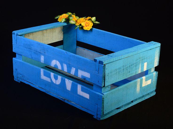 25 best ideas about cajas de madera pintada en pinterest - Cajas de madera de fruta gratis ...