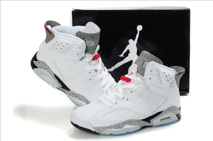 jordan retro 6 shoes