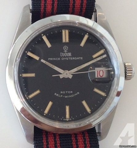 Rolex Tudor Rose Oyster Red Roulette Date Wide Boy Price On Request