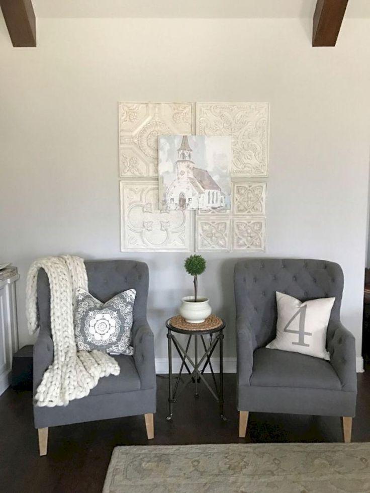 36 Charming Living Room Ideas: 40+ Charming Farmhouse Living Room Decor Best Ideas