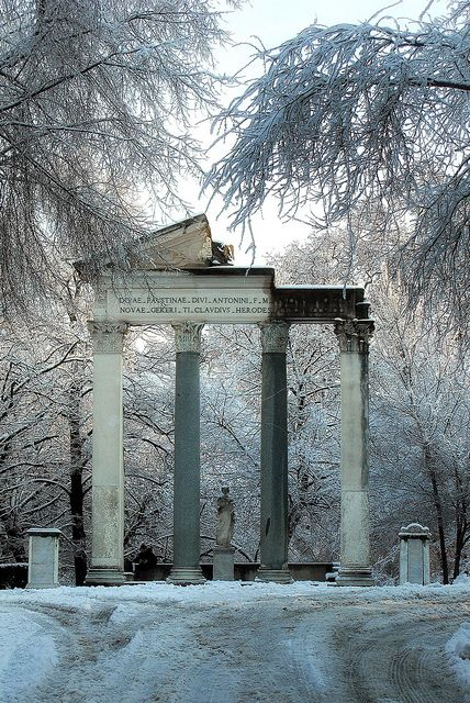 Villa Borghese by paolofefe, via Flickr
