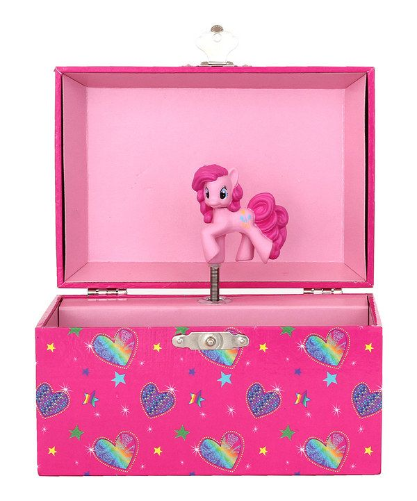 My Little Pony My Little Pony Dome Musical Jewelry Box