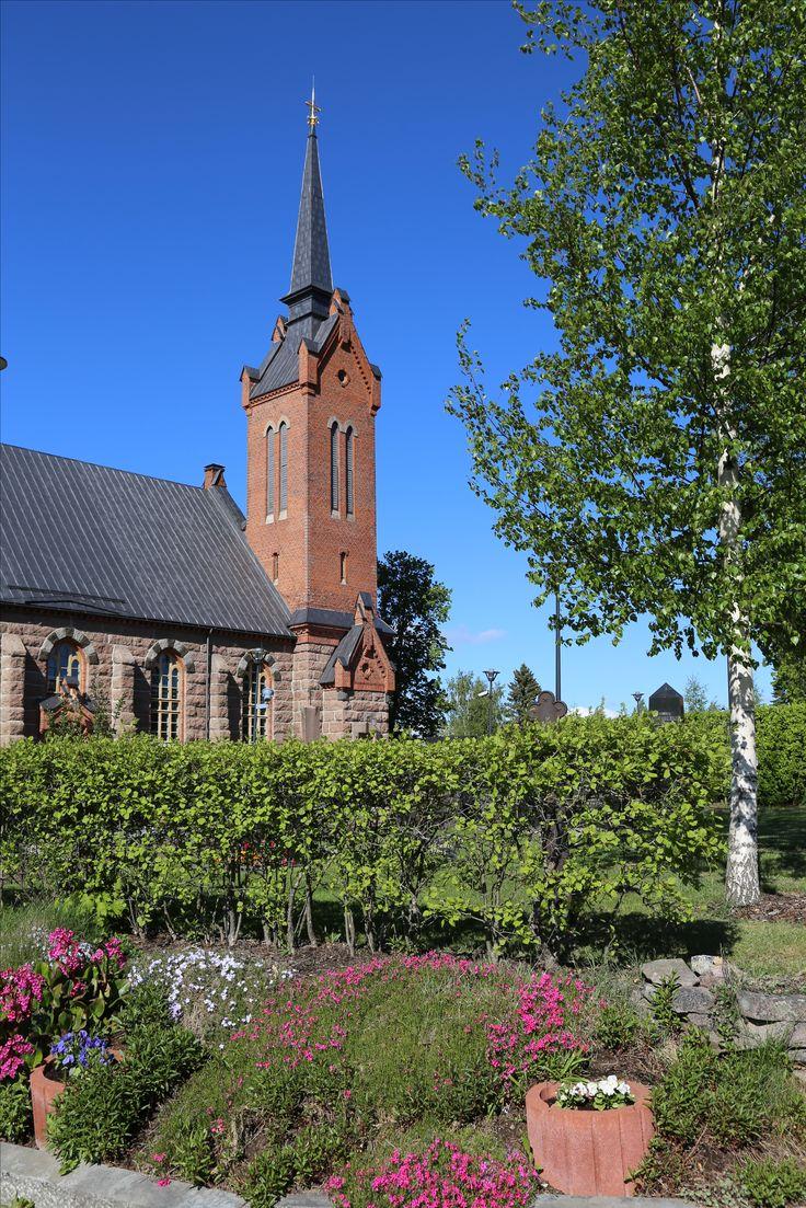 Church of Eura, Finland