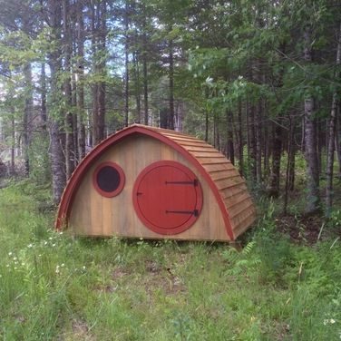 30 Best Images About Hobbit Hole Playhouses On Pinterest