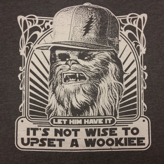 Let the Wookiee Win lot shirt  Grateful Dead Phish Furthur
