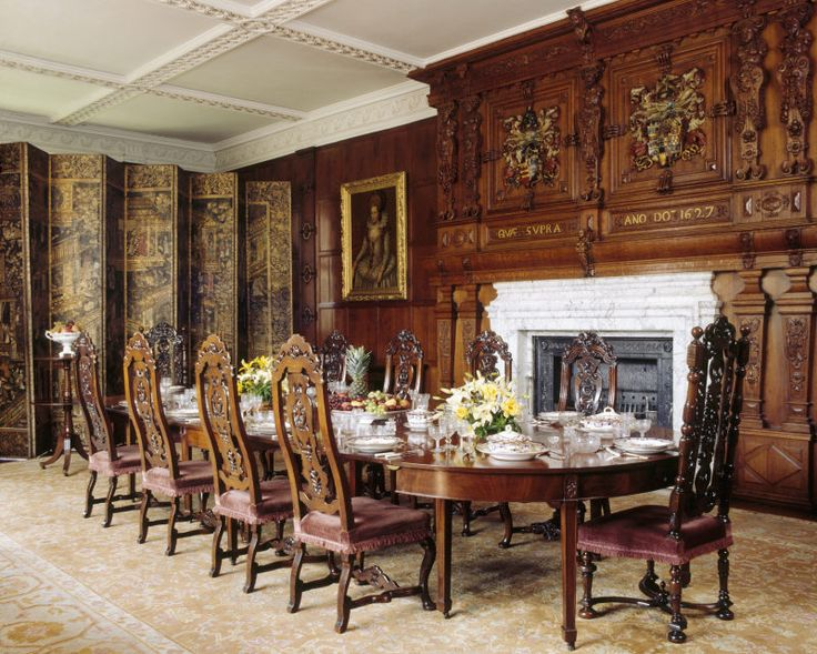 277 best paneled rooms images on pinterest libraries for National dining rooms