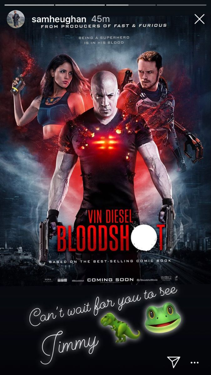 Pin By Stephanie Johnson On I Sam Vin Diesel Free Movies Online Movies Online
