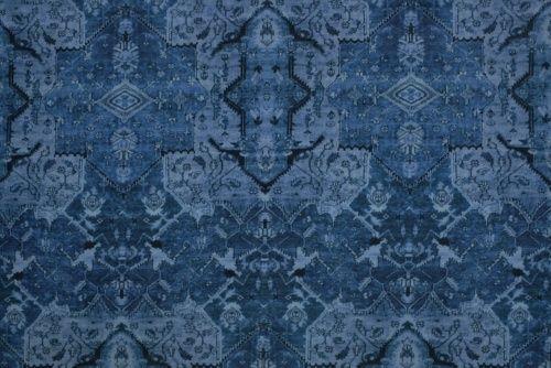 Anglesey Velvet - Ralph Lauren - Cerulean Blue