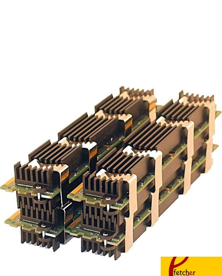 16GB(4X4GB)Memory Apple Mac Pro 3.1 WORKSTATION 2008 MA970LLA  DDR2 800/PC2 6400 #SamsungMicronWenevermixbrandsforanorder