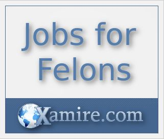Jobs, Homes, Programs, and Help, for Felons