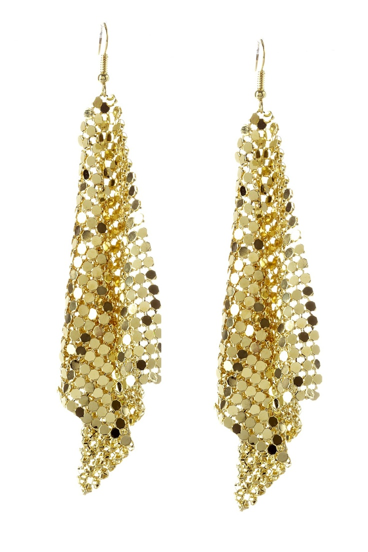 Long Chain Earrings-I remember these from the 80s!! Still love them.