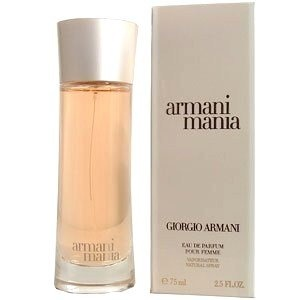 Armani Mania for Ladies By Giorgio Armani 2.5 oz. Eau De Parfum Spray.$60.00
