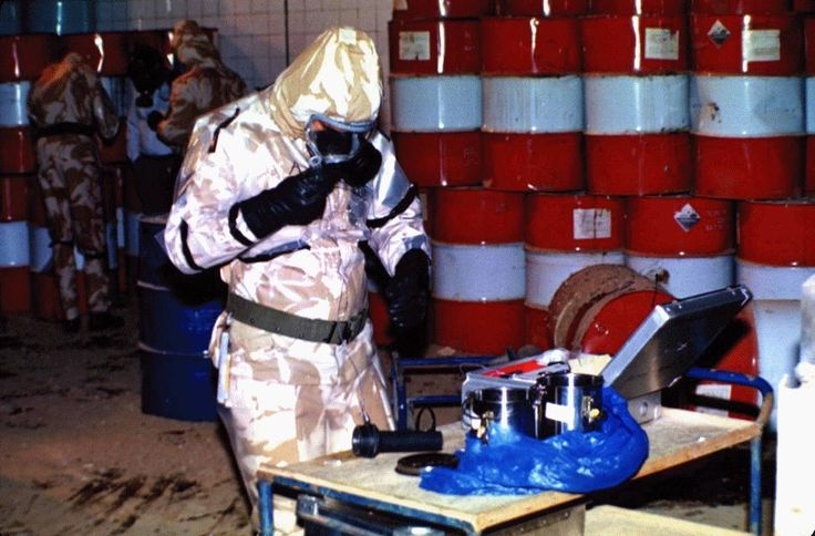 Iraqi forces discover ISIS chemical weapons in liberated part of Mosul - Ahlul Bayt News Agency Providing Shia News (press release)