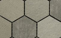 OUR SUPPLIER - Revolve Hexagonal Mosaics