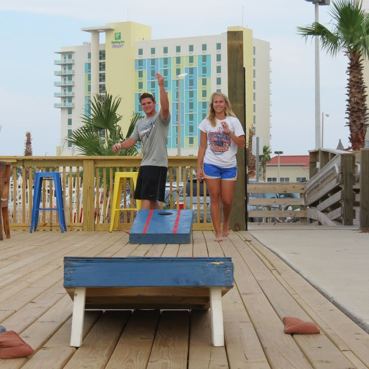 16 best favorite places spaces images on pinterest for Red fish blue fish pensacola
