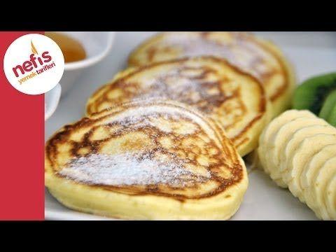 Pankek Tarifi Videosu - Nefis Yemek Tarifleri