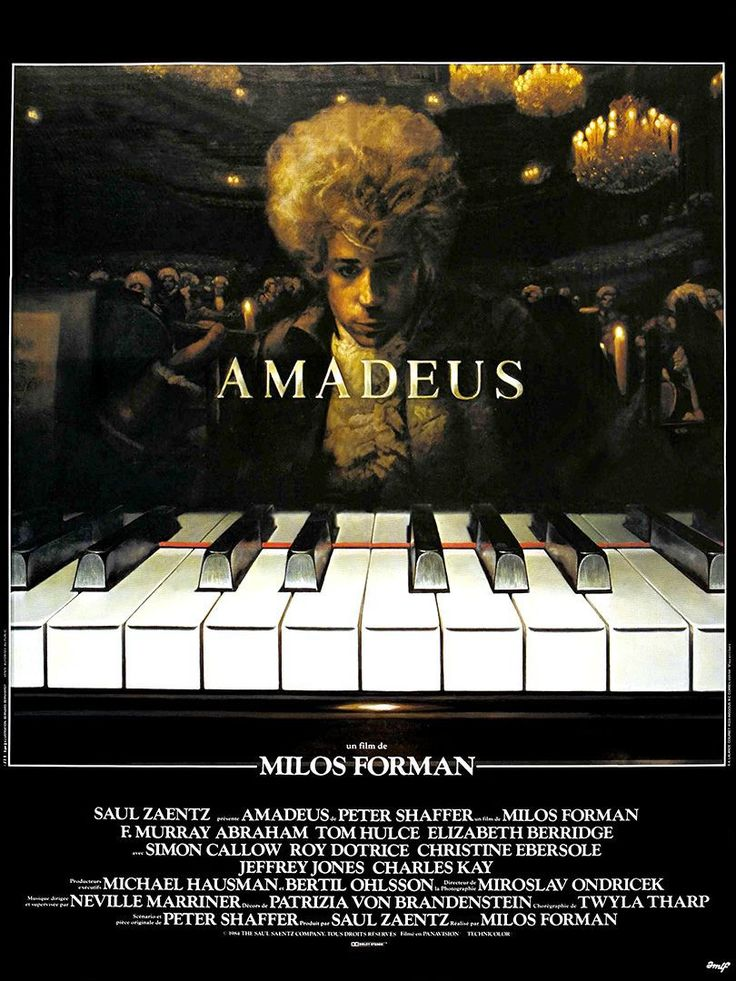 Amadeus - Milos Forman - SensCritique