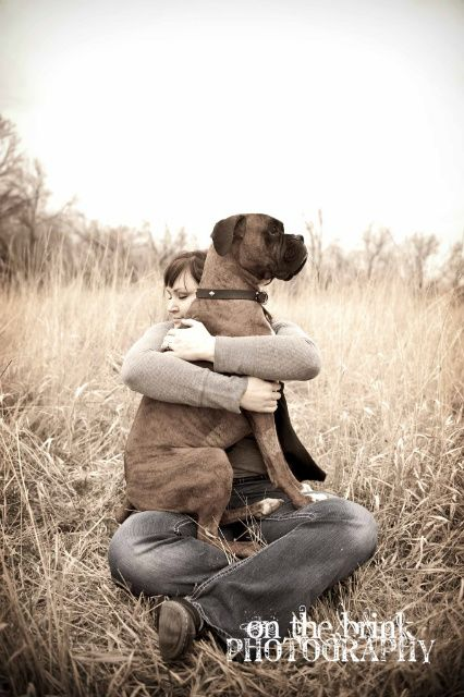 Always a lap dog & best friend Boxer, pup, portraits, On The Brink Photography...Doing this w/ all 3 of my babies!! Love it!!