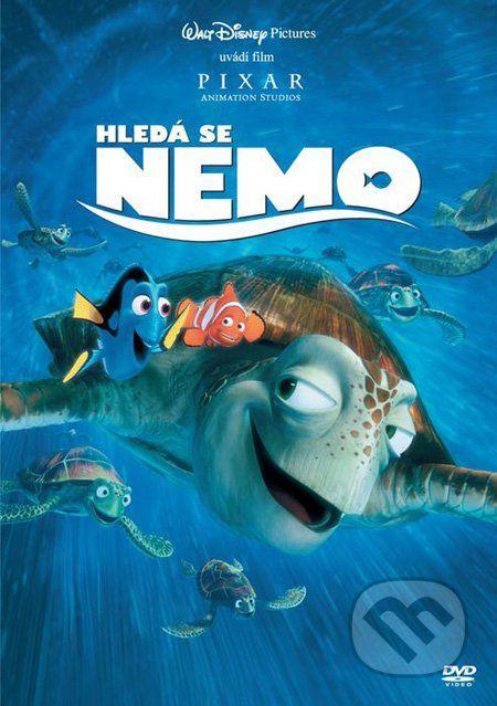 DVD Hľadá sa Nemo (Martinus)