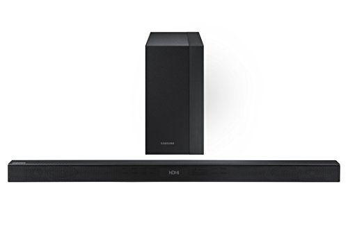 Samsung HW-K450/ZF Barre de son avec caisson de basse sans fil: Garantie Fabricant: 2 an(s) TV SoundConnect…
