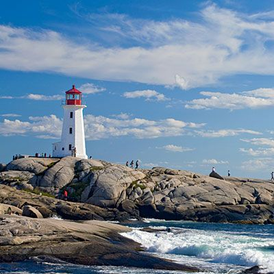 Peggy's Point Nova Scotia Canada east coast lighthouse tour? On the list of things to do!