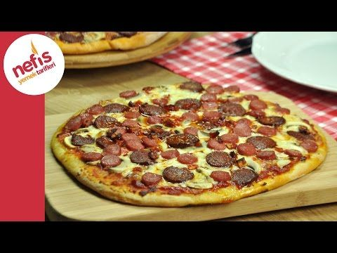 Pizza Tarifi | Pizza Hamuru Tarifi - YouTube